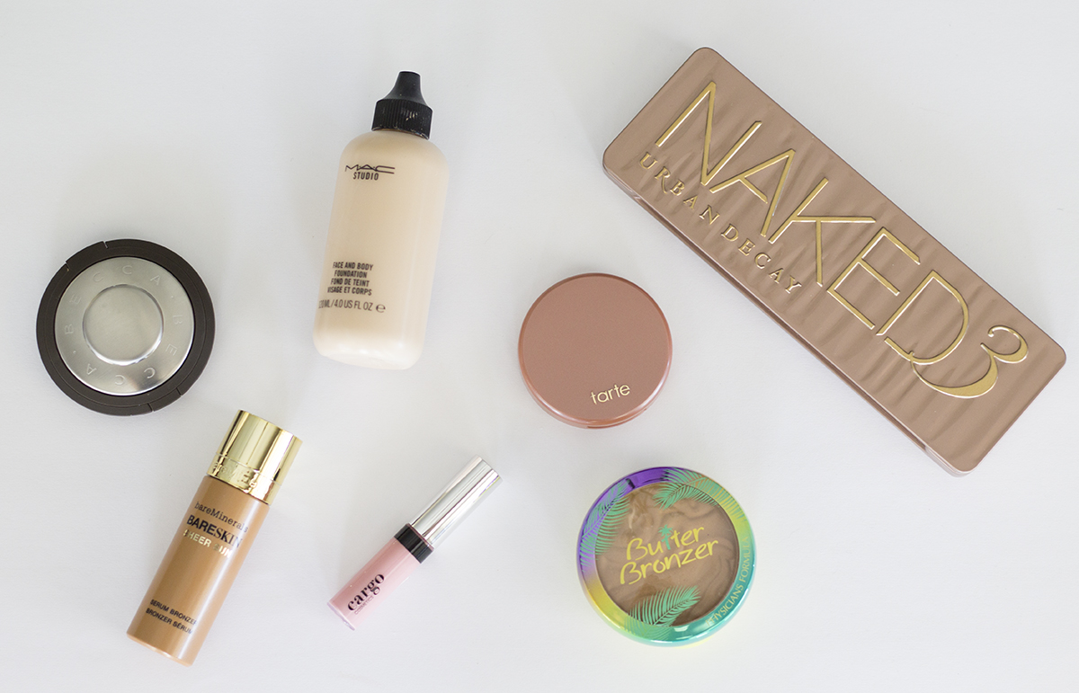 My Summer Makeup Essentials - Love, Lauren Michelle