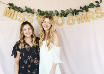 bridal shower ideas - how to throw a bridal shower